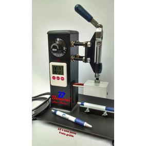 Prensa Termica Para Estampar Imprimir Canetas Transfer