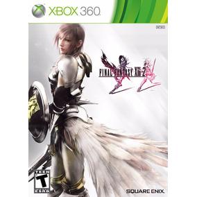 Final Fantay Xlll-2 Xbox 360 Físico Original Sellado
