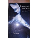 Libro 50 Sombras De Grey De E.l James Nuevo