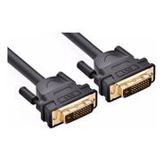 Cable Dvi-d 24+1 Macho / Dvi-d 24+1 Macho 1.8mts
