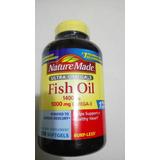 Ultra Omega 3 - 1000 Mg , Fish Oíl 1400 Mg Americanas
