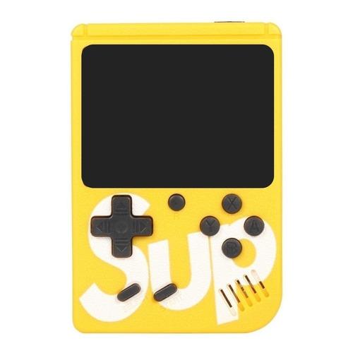 Consola Genérica Sup Plus color  amarillo