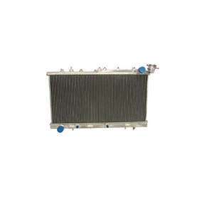 Radiador De Aluminio De Opl Hpr120 Para Nissan Sentra (trans