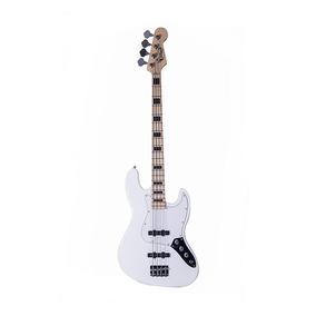 Bajo Spj-404 Jazz Bass 4 Wh/m Tom Grasso