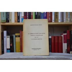 La Cámara De Diputados Donde Nació La Constitución De 1857