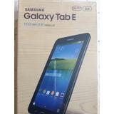 Tablet Samsung Galaxy E T113 De 7.0 8gb Negro.
