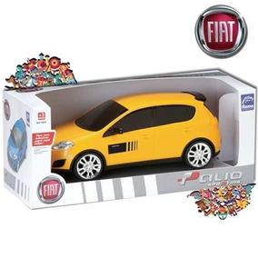 Carrinho Miniatura Carro Fiat Palio Sporting 29cm Roma