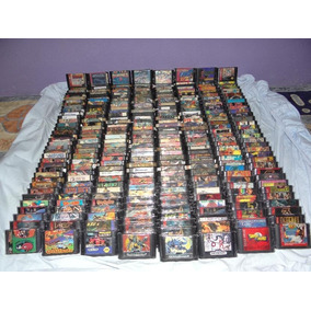 Cartuchos Jogos Para Sega Mega Drive Genesis Tectoy