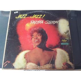 Dakota Staton Jazz Jazz !! Disco Vinilo Lp