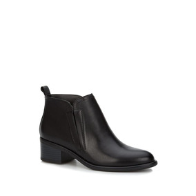 Bota Andrea Ankle Boot Mujer Negro 2503264