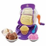 Máquina De Fazer Sorvete Kids Chef Sorveteria Da Multikids