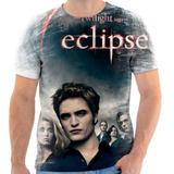 Camiseta, Camisa Eclipse Crepusculo 2
