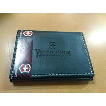 12 Victorinox Porta Credencial Y Tarjetas Para Hombres Mayor