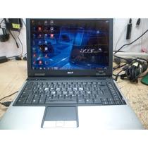Notebook Acer Aspire 5050 - Com Adaptador Wi-fi + Cx Som