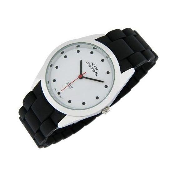 Reloj Montreal Mujer Ml556 Sumergible Envío Gratis T Oficial