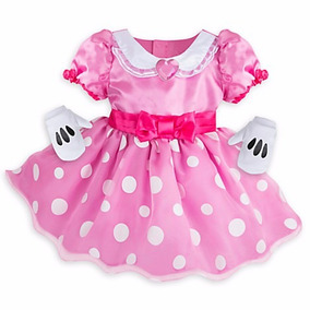 Disney Disfraz Minnie Mouse Baby + Vincha