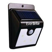 Luminaria Sensor Anunciador De Presença Com Placa Solar Para