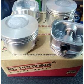 Pistones Ford Fiesta 1.6 A 020 C/u