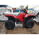 Honda Trx 250 420 --- Foreman 500 Automatico Manu 4x4 / 4x2