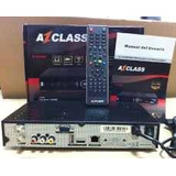 Receptor Fta Azclass S1000 Mpeg4