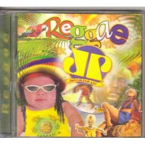 Cd - Reggae - Jovem Pan