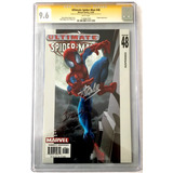 Comic Autografiado Stan Lee Y Bagley Autografo Cgc Spiderman
