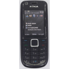 Nokia 3120 Preto Só Tim Original Nacional Semi Novo