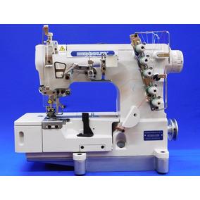 Máquina Collarete Doble Tramado Y Aparato C/mueble Y Motor