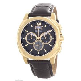 b69b5a36c73 Relógio Bulova Pulseira Em Aço!!! Masculino - Relógio Bulova no ...