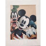 Disney En Posters Para Niñas Y Niños. Cuadros Infantiles