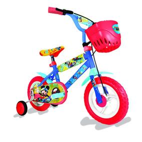 Bicicleta Unibike Mickey Rodado 12