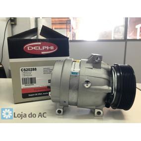 Compressor Renault Master 2.5 Polia 7pk Delphi + Filtro