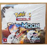 Caja Pokemon Tcg Sun & Moon Burning Shadows Nueva Sellada !!