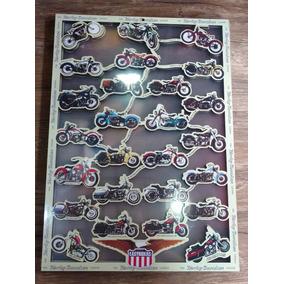 Quadro Vazado Decoração Mdf Motos Clássicas Harley Davidson