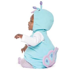 Disfraz Para Bebe Marca Carters Pavo Real