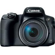 Câmera Canon Powershot Sx70 Hs 65x Zoom 20.3 Mp 12x S/juros