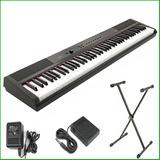 Piano Eléctrico Artesia Pa88w 88 Teclas + Soporte + Pedal
