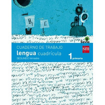 Cuaderno De Lengua, Cuadrícula. 1 Primaria, 2 T Envío Gratis