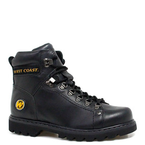 Bota Masculina West Coast Worker Coturno Rocker | Betisa