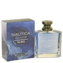 Nautica Voyage N-83 By Nautica Eau De Toilette Spray 3.4 Oz
