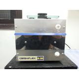 Maquina De Fazer Carimbos Carinflex M300 Semi-nova