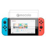 Mica Para Nintendo Switch De Cristal Templado Premium Mocolo
