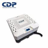 Estabilizador Voltaje Cdp Rc-avr Pro 1808i 1800va 1000w 8t