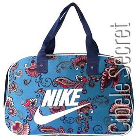 Bolsa Nike Grande Sacola Feminino Floral + Brinde