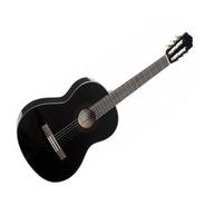 Guitarra Profesion Clasica Yamaha C40 Bl Color Negro