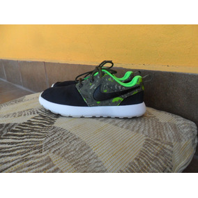 Tenis Nike Roshe Print Ps 100% Originales + Envio Dhl Gratis