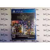 Kingdom Hearts Hd 1.5 + 2.5 Remix Ps4 Envio Y Garantía