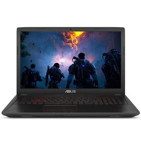 Notebook Asus Gamer I7-7700hq 1tb 8gb 17,3 Fhd Gtx1050ti