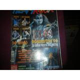 Revista Heavy Rock - Numero 157 - Kiss, Metallica