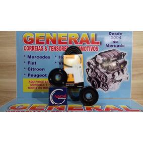 Kit Correia E Polias Alternador Escort Zetec 1.8 16v C/ar